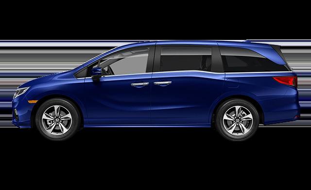 2018 Honda Odyssey EX-L RES