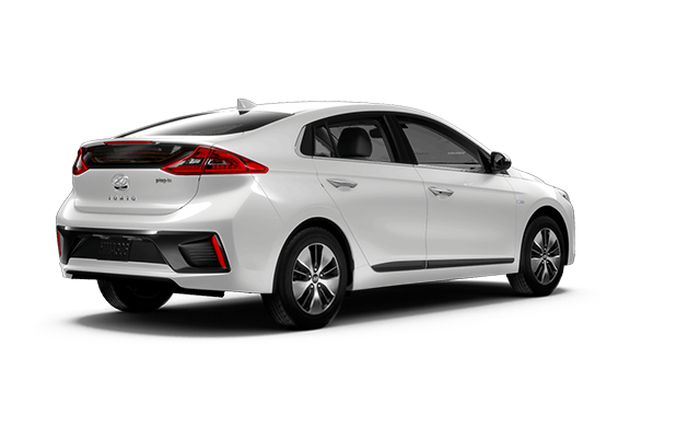 2018 Hyundai Ioniq Electric Plus LIMITED