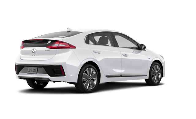 2018 Hyundai Ioniq Hybrid LIMITED/TECH
