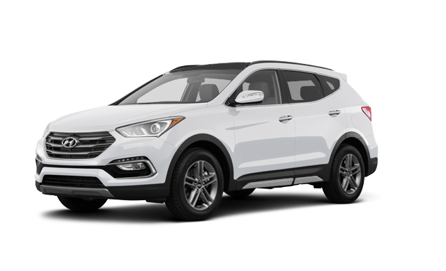 2018 Hyundai Santa Fe Sport 2.0T LIMITED