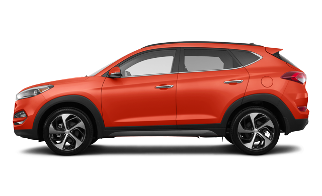 Hyundai Tucson 1.6T ULTIMATE AWD 2018