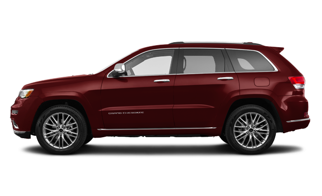 Jeep Grand Cherokee SUMMIT 2018