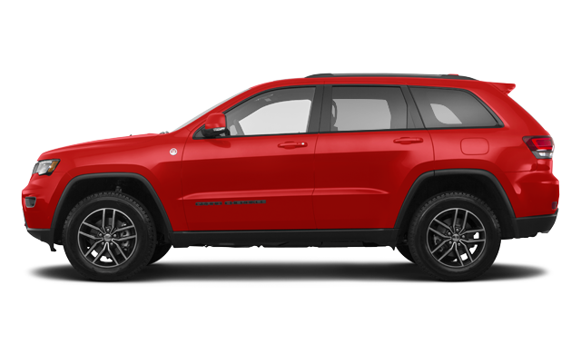 Jeep Grand Cherokee TRAILHAWK 2018