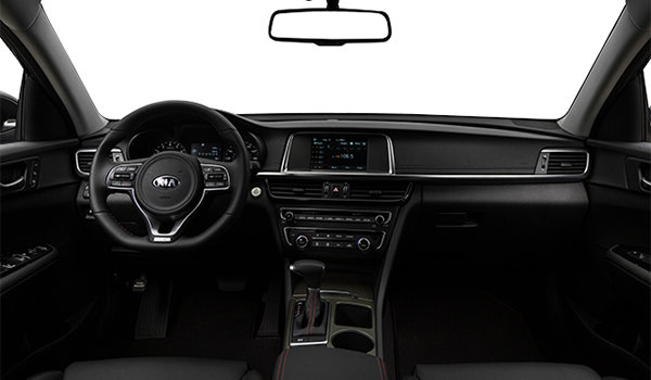 2018 Kia Optima SX