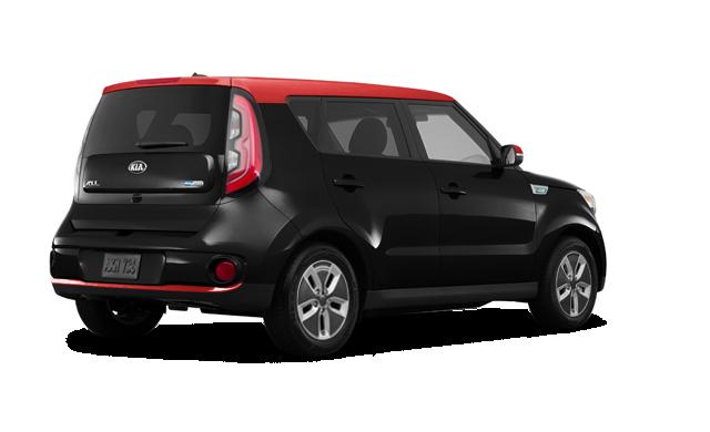 2018 Kia Soul EV EV