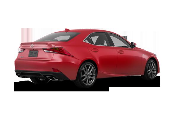 2018 Lexus IS 300 RWD F SPORT