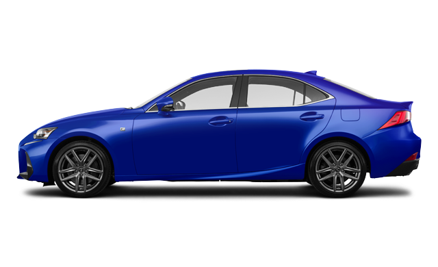 Lexus IS 300 RWD F SPORT 2018