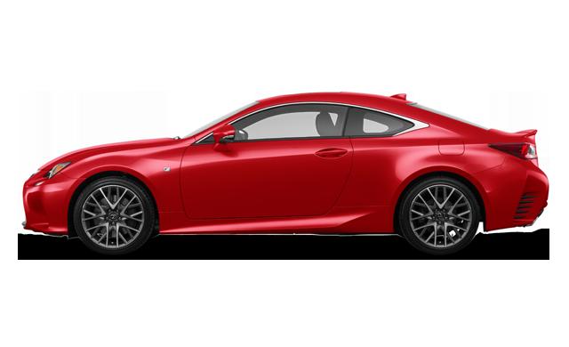 2018 Lexus RC F SPORT SERIES 1