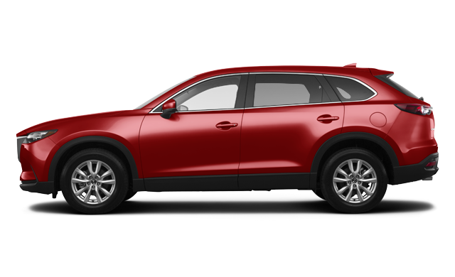 2018 Mazda CX-9 GS-L