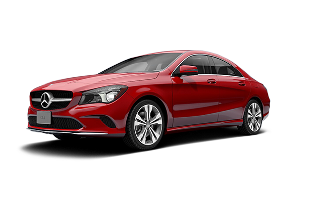 2019 Mercedes-Benz CLA250