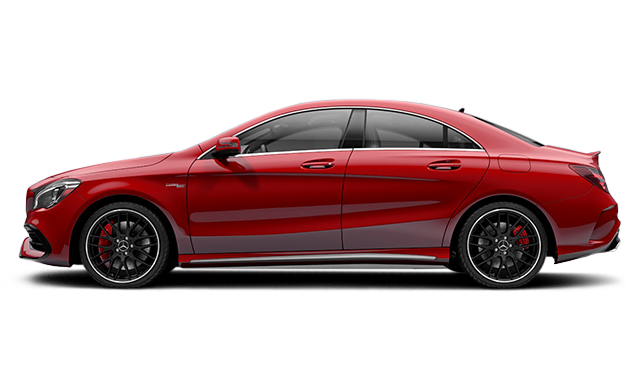 2018 Mercedes-Benz CLA 45 AMG 4MATIC