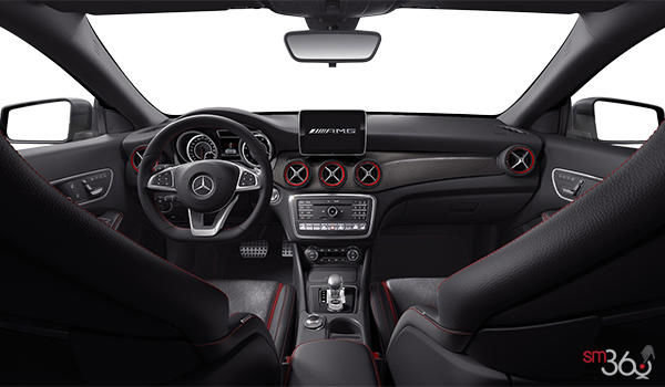 Mercedes-Benz CLA 45 AMG 4MATIC 2018