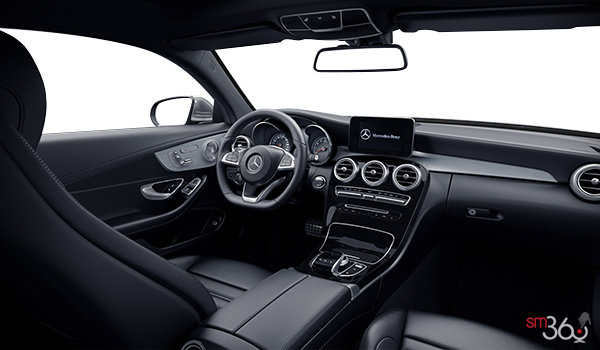 Mercedes-Benz Classe C Coupé 300 4MATIC 2018