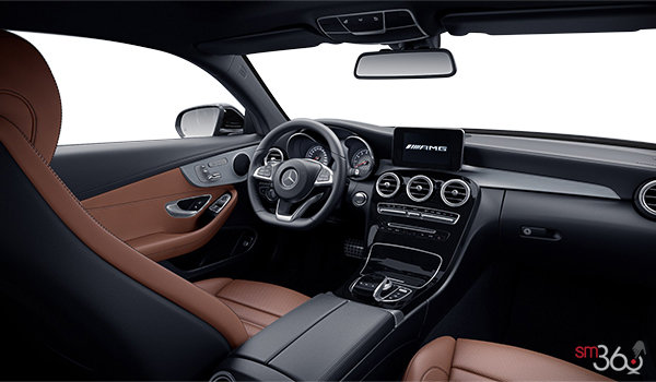 2018 Mercedes Benz C Class Coupe Amg 43 4matic Starting