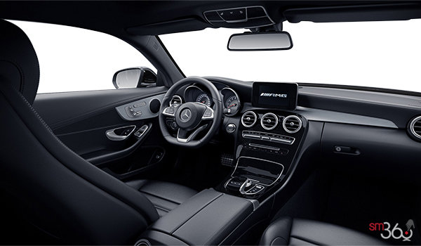 Mercedes-Benz Classe C Coupé AMG 43 4MATIC 2018