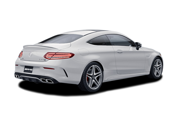 2018 Mercedes-Benz C-Class Coupe AMG 63 S