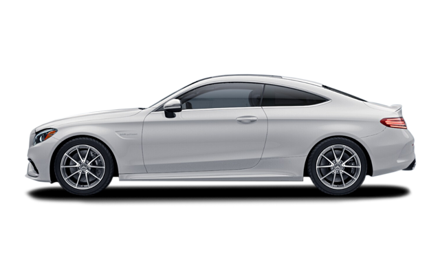 Mercedes-Benz Classe C Coupé AMG 63 2018