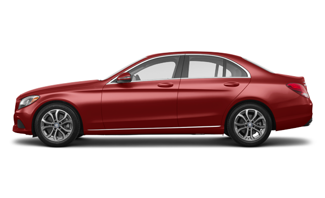 Mercedes-Benz C-Class Sedan 300 4MATIC 2018