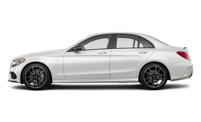 2018 Mercedes-Benz C-Class Sedan AMG 43 4MATIC