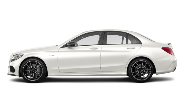 Mercedes-Benz C-Class Sedan AMG 43 4MATIC 2018
