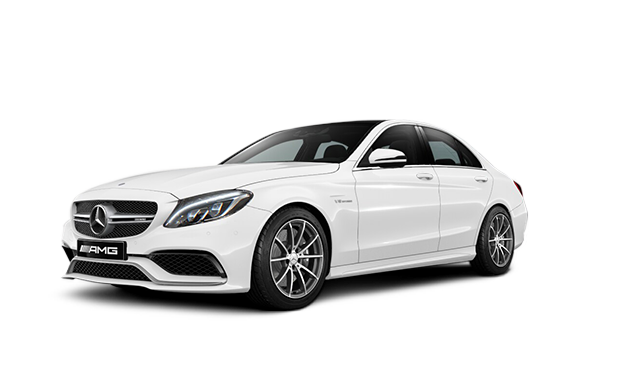 2018 Mercedes-Benz C-Class Sedan AMG 63