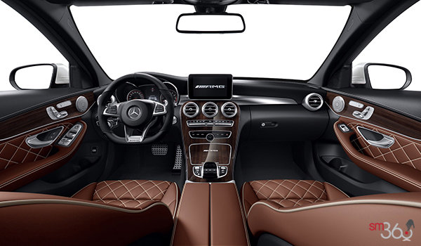 2018 mercedes benz c class sedan amg 63 starting at. Black Bedroom Furniture Sets. Home Design Ideas