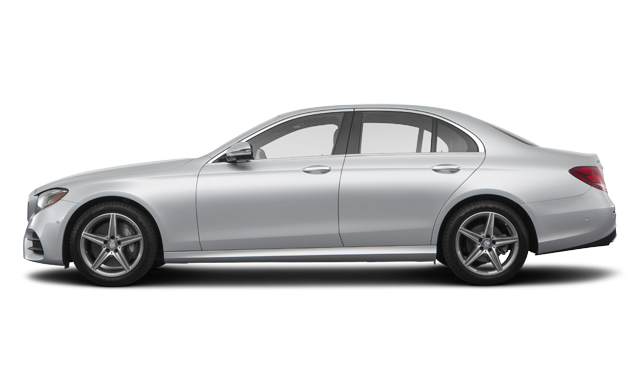 Mercedes-Benz E-Class Sedan 300 4MATIC 2018