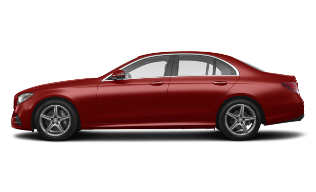 Mercedes-Benz E-Class Sedan 400 4MATIC 2018