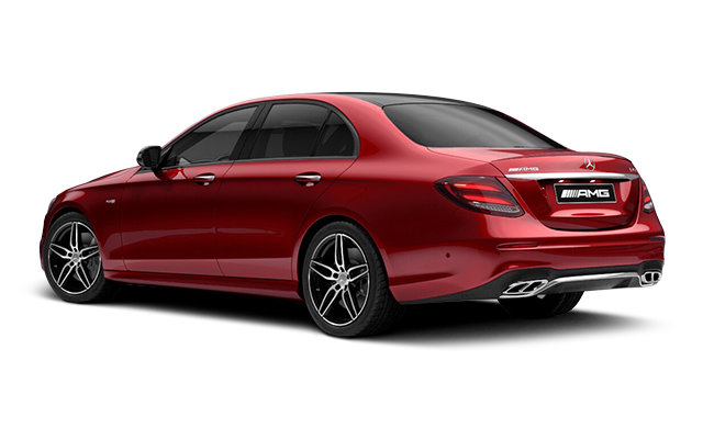 Mercedes-Benz E-Class Sedan 43 4MATIC 2018 - 2