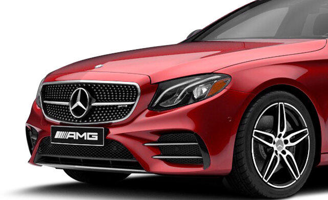 Mercedes-Benz E-Class Sedan 43 4MATIC 2018 - 3