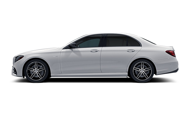 2018 Mercedes-Benz E-Class Sedan 43 4MATIC