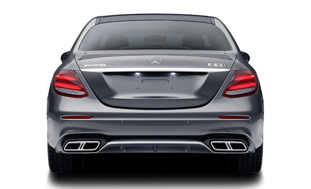 Mercedes-Benz E-Class Sedan 63 S 4MATIC 2018 - 1