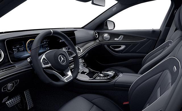 Mercedes-Benz E-Class Sedan 63 S 4MATIC 2018 - 3