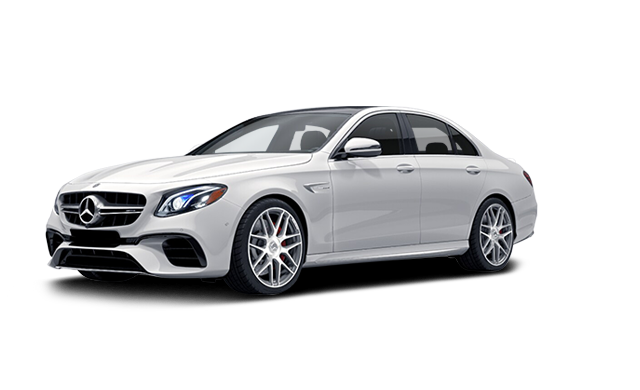 2018 Mercedes-Benz E-Class Sedan 63 S 4MATIC