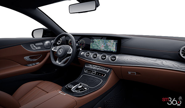 Mercedes-Benz Classe E Coupé 400 4MATIC 2018