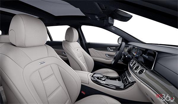 2018 Mercedes-Benz E-Class Wagon AMG 63 S 4MATIC