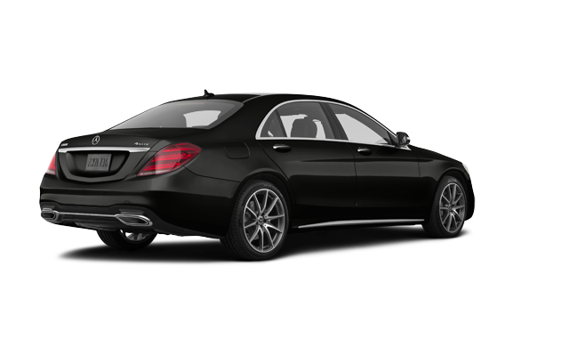 2018 Mercedes-Benz S-Class Sedan 560 4MATIC