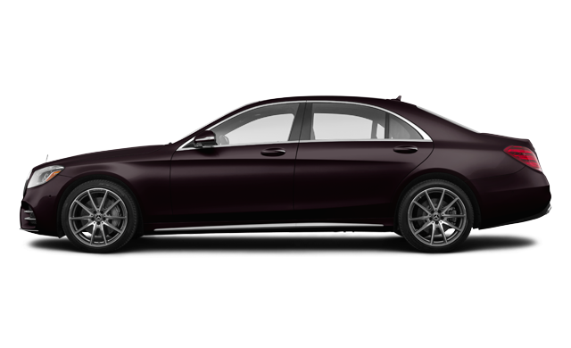 Mercedes-Benz S-Class Sedan 560 4MATIC 2018
