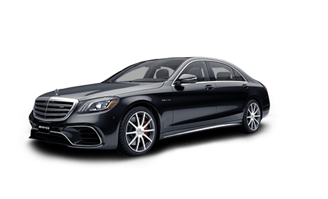 2018 Mercedes-Benz S-Class Sedan AMG 63 4MATIC+