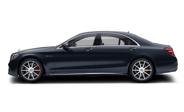 Mercedes-Benz Classe S Berline AMG 63 4MATIC+ 2018