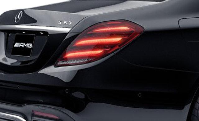 Mercedes-Benz Classe S Berline AMG 63 4MATIC+ 2018 - 2