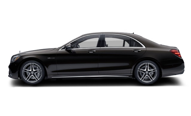 Mercedes-Benz S-Class Sedan AMG 65  2018