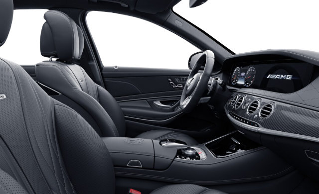 Mercedes-Benz Classe S Berline AMG 65  2018 - 3