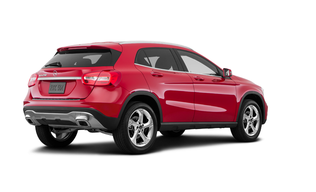 Mercedes-Benz GLA 250 4MATIC 2018