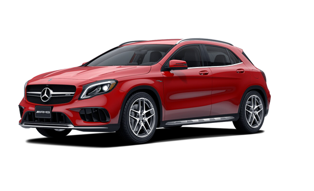 Mercedes-Benz GLA 45 AMG 4MATIC 2018