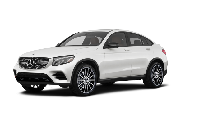 2018 Mercedes-Benz GLC Coupe 300 4MATIC