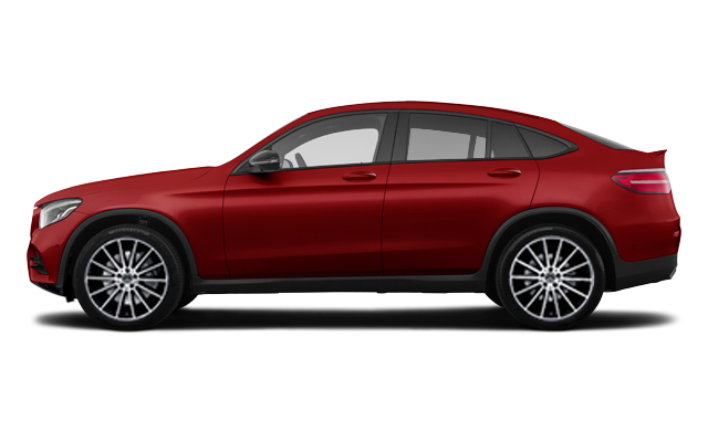 Mercedes-Benz GLC Coupe 300 4MATIC 2018