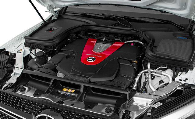 Mercedes-Benz GLC Coupé AMG 43 4MATIC 2018 - 2