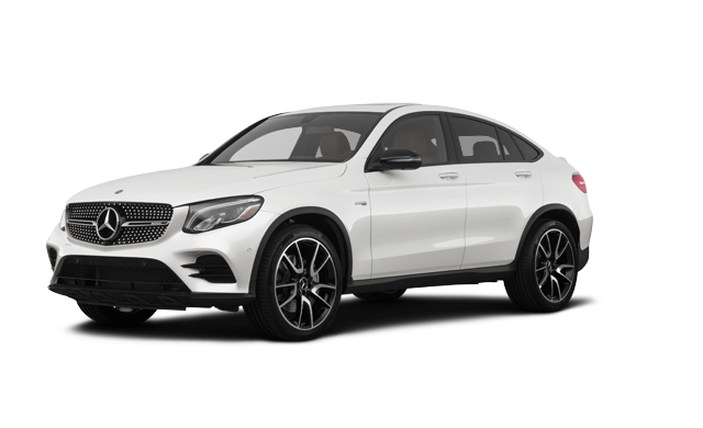 2018 Mercedes-Benz GLC Coupe AMG 43 4MATIC
