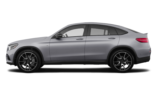 Mercedes-Benz GLC Coupe AMG 43 4MATIC 2018